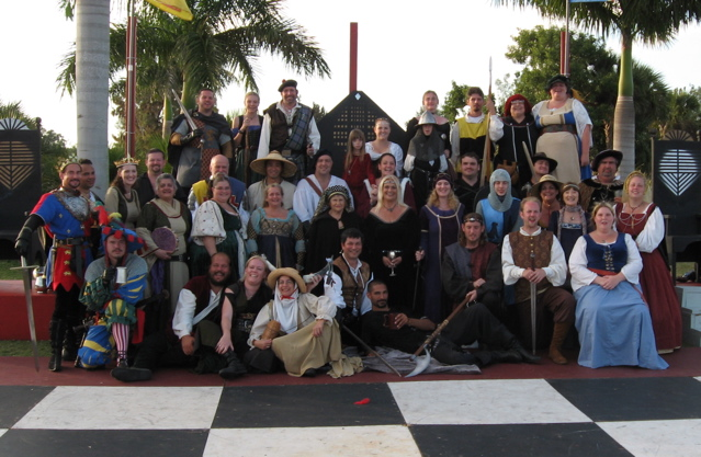 The  Royal Chessmen Stage Combat Troupe Renaissance Medieval Pirates