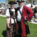 Fort Myers Pirate Fest 2010